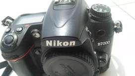 Body Nikon Mulus