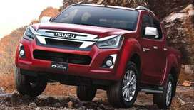 Get Isuzu D-Max 4X2 Single Cab 2020 on Easy Monthly Installments