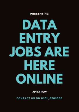 We are hiding feasible data entry job you can earn cash easily