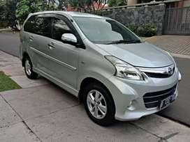 Dp 6jt Toyota Avanza Veloz Tahun 2013 Automatic silver