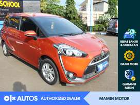 [OLXAutos] Toyota Sienta 2016 1.5 G A/T Orange #Mamin Motor