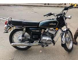 Yamaha RX 100 1988