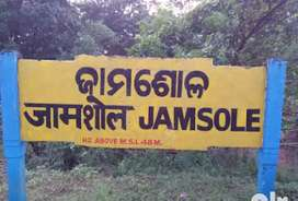 PRMCH 81.5 Dismil Land For Sale Basantpur Infront Of Jamsole Railway