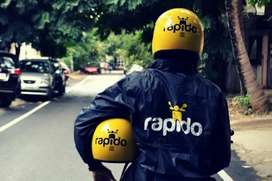 Rapido bike taxi requirement