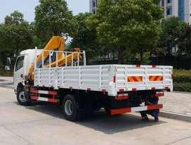 Sewa truck crane 5 ton Jogja Surakarta Jawa Tengah Murah Bulanan