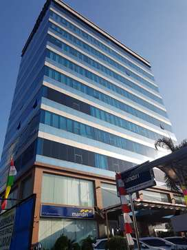 Disewakan Ruangan Kantor di Pusat Bisnis Jakarta Timur Pramuka