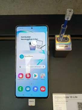 Samsung note 10lite cashback,DP murah