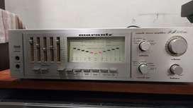Marantz pm 550 dc stereo amplifier