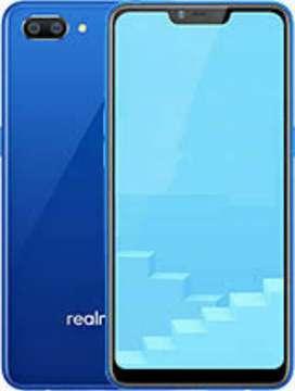 Realme C1 in good condition bill box