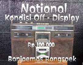 Tape Bombox National Antik