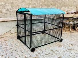 Dog cage (ਪਿੰਜਰਾ)