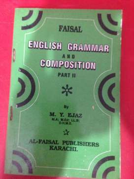 English grammer and compositon