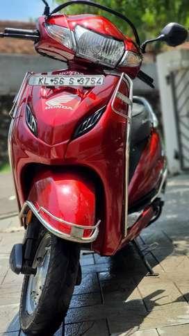 Honda acitva 4g in good condition