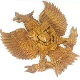 Garuda finisng natural