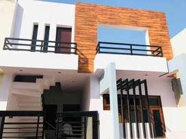 Ready to move villas at picnic spot road, indira nagar