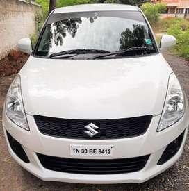 Maruti Suzuki Swift LDi BS-IV, 2016, Diesel