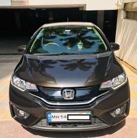 Selling Automatic Honda jazz almost in new condition