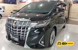 [Mobil Baru] Toyota ALPHARD harga termurah