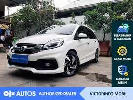 [OLX Autos] Honda Mobilio 2016 1.5 RS CVT A/T Bensin Putih #Victorindo