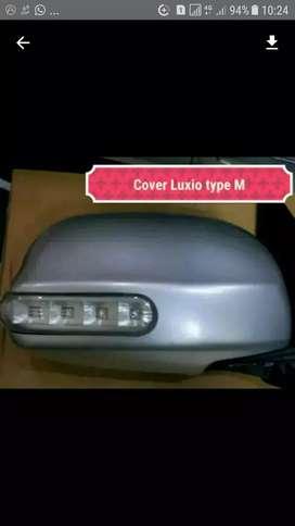 Karpet luxio dan cover lampu sebelah kanan luxi,rush,terios