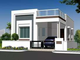 1BHK Individual New House