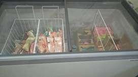 Voltas A TATA product,  Deep Freezer,
