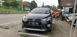 Toyota Yaris haykers cvt 2017, Tangan pertama, km low, pajak 01-2022