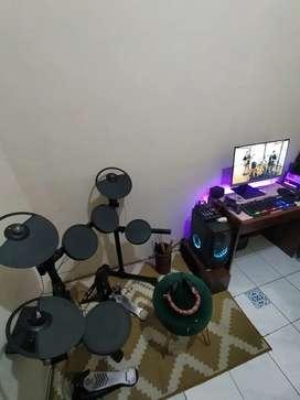 Yamaha dtx 450k drum electric