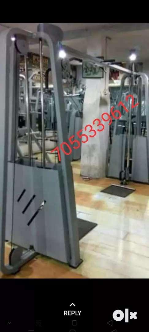 Victor gym machines 0