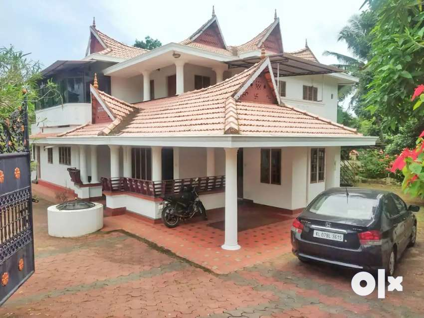 Fully Furnished 3 bedroom house first floor - Kottayam Town