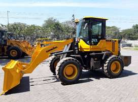 Official Dealer SONKING Wheel Loader w/ Turbo Engine di Mappi Papua