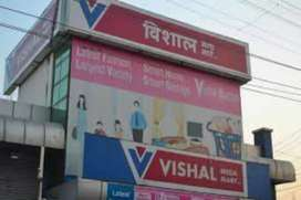 Joining FOR SHOPPING mall MALE AND FEMALE