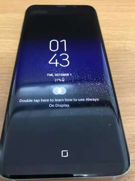 S8plus dual sim macro dot exchange psble with iphone and oppo