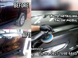 Salon poles mobil panggilan Kemiling bandar Lampung