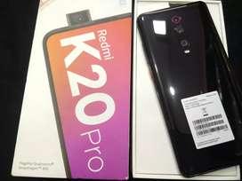 Brand new Redmi K20 pro 8gb ram 256gb Carbon Black with warranty