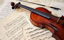 Violin Classes in Lahore