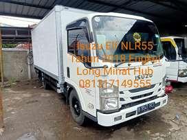 Truck Isuzu Elf NLR55 Engkel Long Box 2018