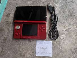 Nintendo 3DS not XL Red 16GB 6