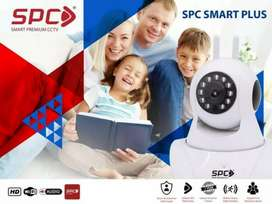 Ip Cam CCTV Wifi Wireless Portable SPC Smart Baby Cam