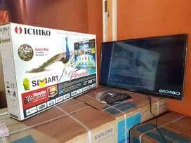 Tv Smart Android Ichiko 32inci New Garansi Resmi