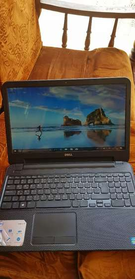 Dell inspiron core i3 3rd gen/4gb/500gb/good backup mint condition lap