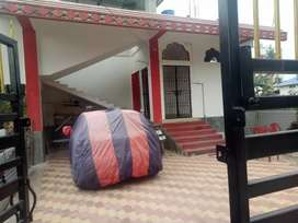 1.15 katha land with RCC house