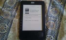 Kobo ebook reader paper white display wifi net