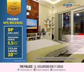 The Palace Apartment dekat Kampus Kawasan Wisata dan Kuliner Kaliurang