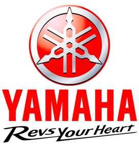 Urgent Requirement in YAMAHA MOTORS.