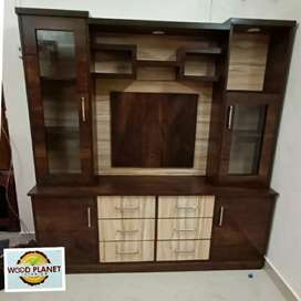 Fantastic New Latest Design Tv Wall Unit Direct From Factory Outlet