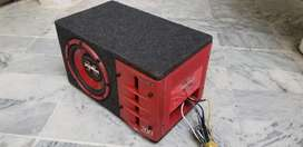 Sub woofer for car.. Vitz, passo, every, alto...etc