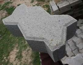 Concrete Brick And Paver Block at 9.50 per piece