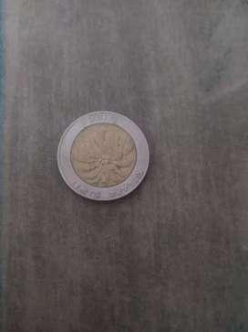 Uang logam 1000 tahun 1994