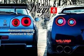 Good Looking Protection Sticker Mobil Premium Hanya Mangele Bandung